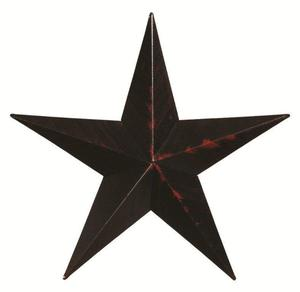 """Amish 24"""" Painted Barn Star - Choose Your Colors!"""