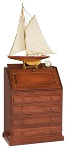 Captain Davenport Amish Secretary Desk