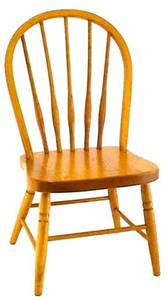 Amish Bow BackWindsor Oak Child's Chair