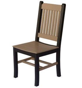 Berlin Gardens Poly Mission Dining Chair