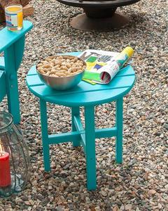 POLYWOOD® Round Patio Side Table