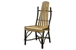 Amish Hickory Dining Room Chair