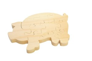 Amish Jake's Wooden Jigsaw Puzzles
