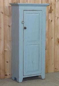 Amish Reclaimed Barnwood Jelly Cupboard