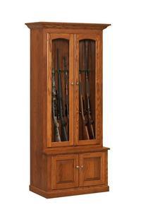 American Blue Ridge Gun Cabinet