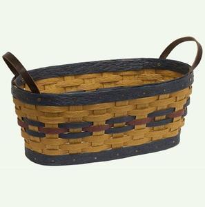Amish Oval Basket