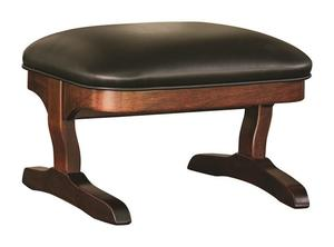 Amish Made Upholstered Terry Footstool