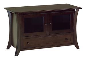Amish Hesston Shaker TV Stand