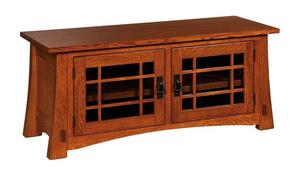 "Amish Montana Mission 49"" TV Stand"