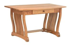 Amish Royal Mission Writing Desk with Pencil Drawer