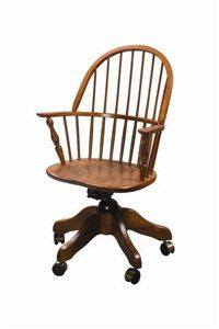 Amish Alexandria Desk Chair
