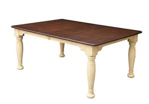 Belleville Amish Legged Table