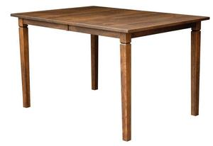 Amish Handcrafted Parkland Rectangular Dining Table