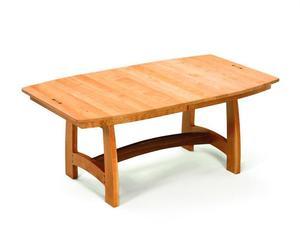 Cameron Mission Trestle Table