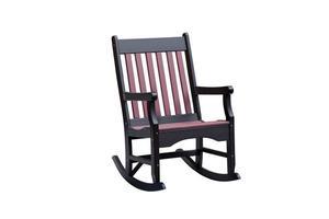 Horizon Poly Porch Rocking Chair