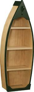 """Amish Lake Placid 48"""" Boat Shelf"""