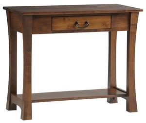 Amish Woodbury Sofa Table