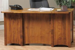 Amish Rivertowne Executive Desk