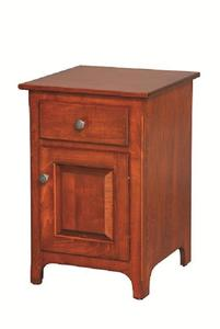 Amish Plymouth 1-Door Night Stand