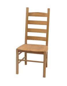Amish Ladderback Mission Dining Room Chair