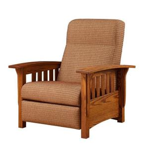Amish American Mission Style Recliner