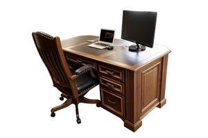 Amish Lincoln Executive Desk