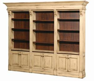 Amish Executive Office Serenity Library Bookcase