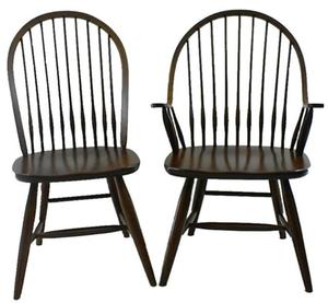 Amish Early American Windsor Dining Chair