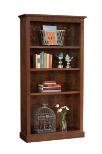 Amish Home Office Plain Mission Bookcases