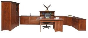 Amish Mission Office Furniture