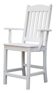 Amish Poly Sunnyside Balcony Arm Chair
