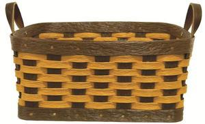 Amish Eco Friendly Storage Basket