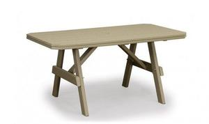 Finch Poly Garden Dining Table