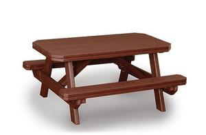 Finch Poly Child's Picnic Table