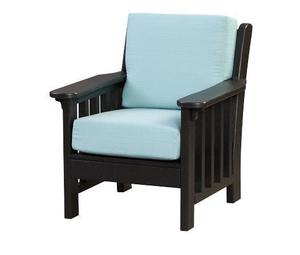 Finch Poly Mission Chair