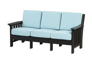 Finch Poly Mission Sofa