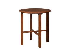 Amish Cedar Wood Outdoor Bistro Table
