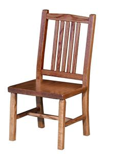 Amish Wood Child's Mission Chair