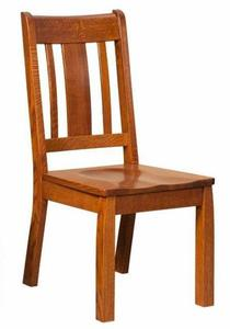 Amish Brookville Mission Dining Chair