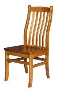 Amish Lincoln Mission Chair
