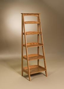 Amish Ladder Bookshelf