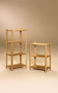 Amish Medium Bookcase Stand