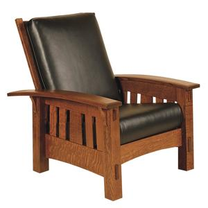 Amish McCoy Mission Morris Chair