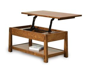 Amish Modesto Lift-Top Coffee Table