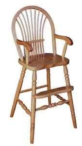 American Made Sheaf Back Youth Chair