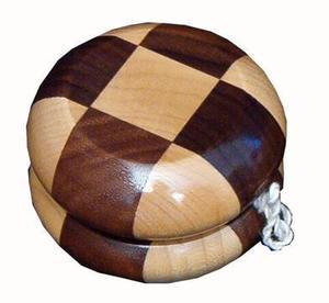 Wooden Yo Yo Toy Made in the USA