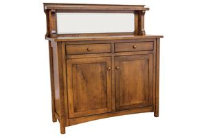 Amish Made Solid Wood Buffet
