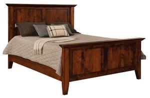 Amish Newport Bed