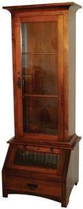 Amish Rocky Mountain Gun Cabinet