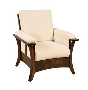 Amish Hesston Lounge Chair